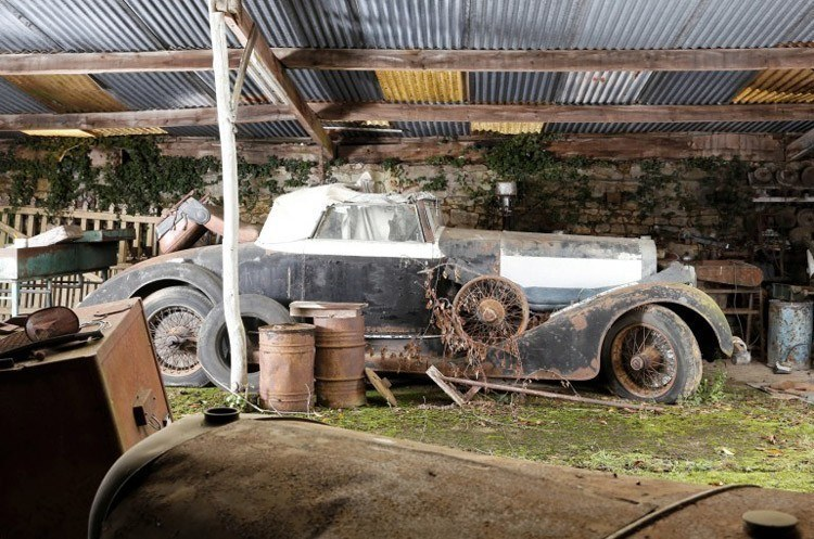 Classic Cars Hispano Suiza