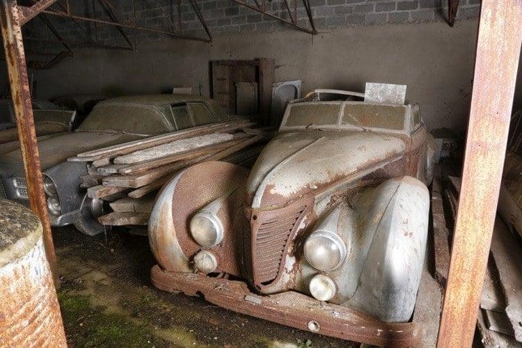 Classic Cars Lago T26