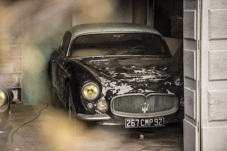Classic Cars Maserati