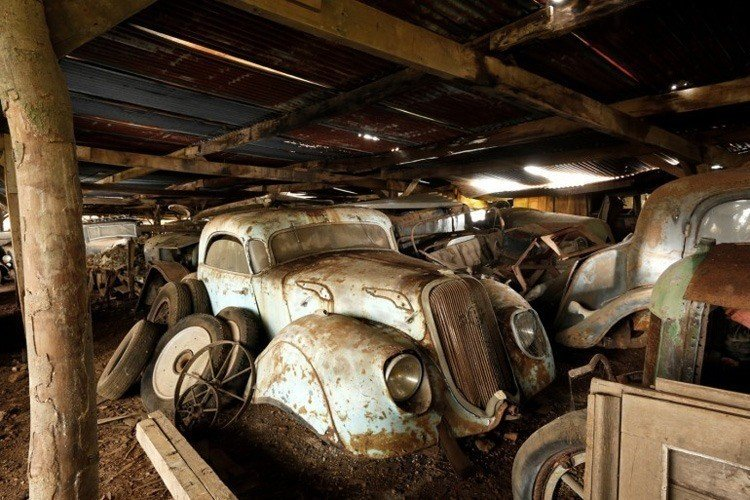 Classic Cars Panhard Levassor