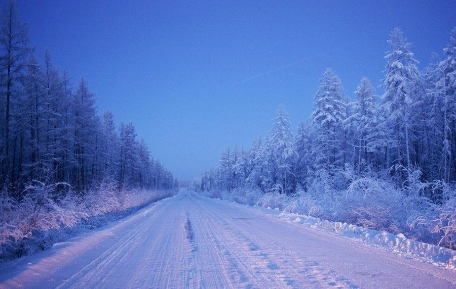 Pictures Of Oymyakon, The Coldest City On Earth