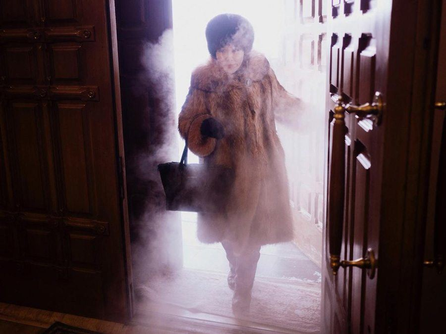 coldest city steamy entrance