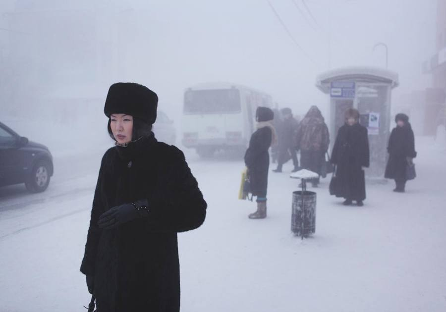 Oymyakon Russia The Coldest City In The World
