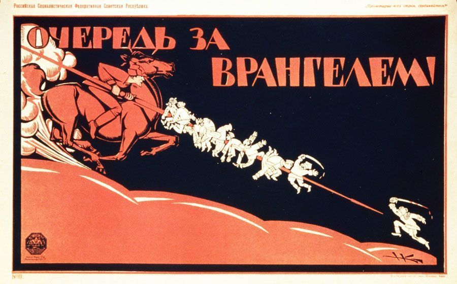 Propaganda Posters From The Soviet Union