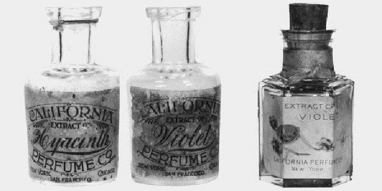 Changing Companies Avon Perfume