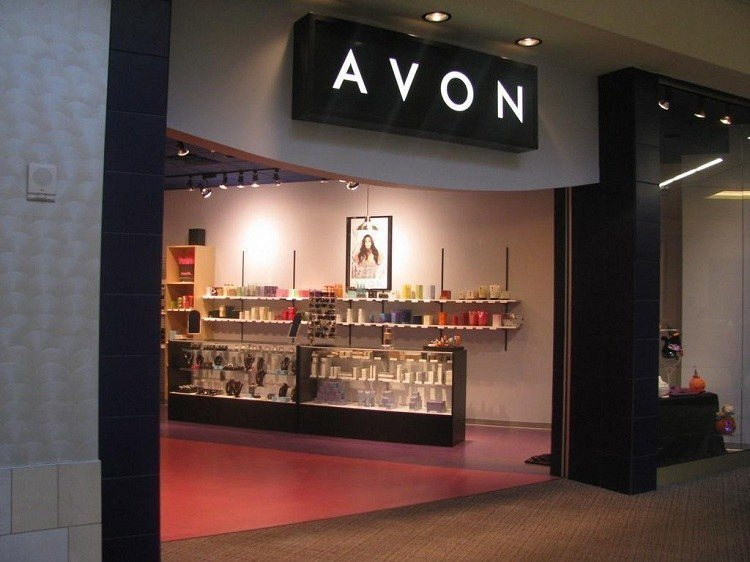 Changing Companies Avon Store