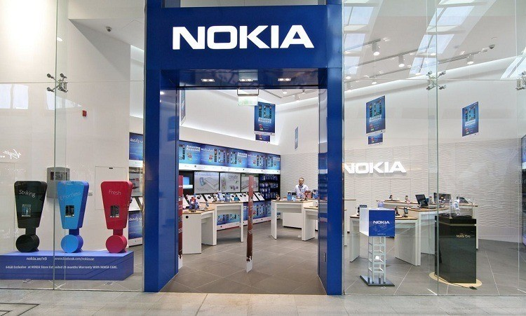 Changing Companies Nokia Store