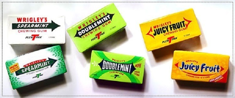Changing Companies Wrigley Gum