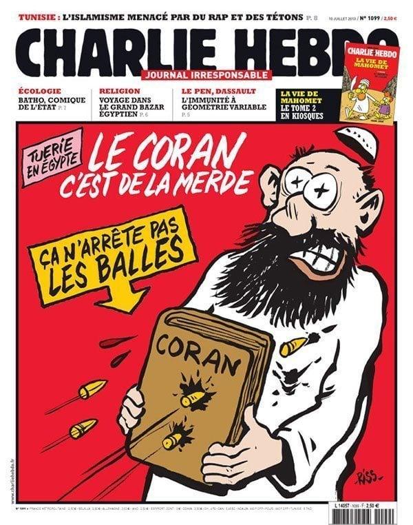 Charlie Hebdo Koran