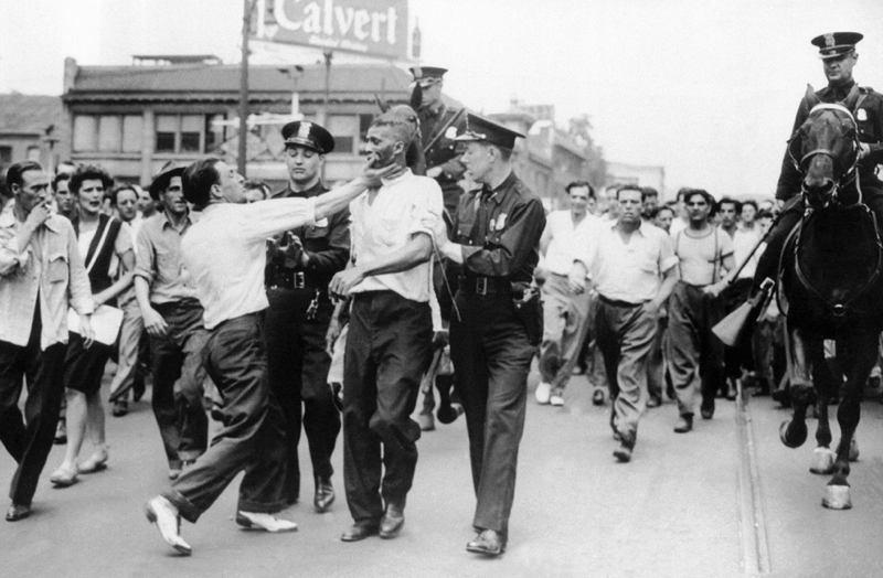 1940s Detroit Riots