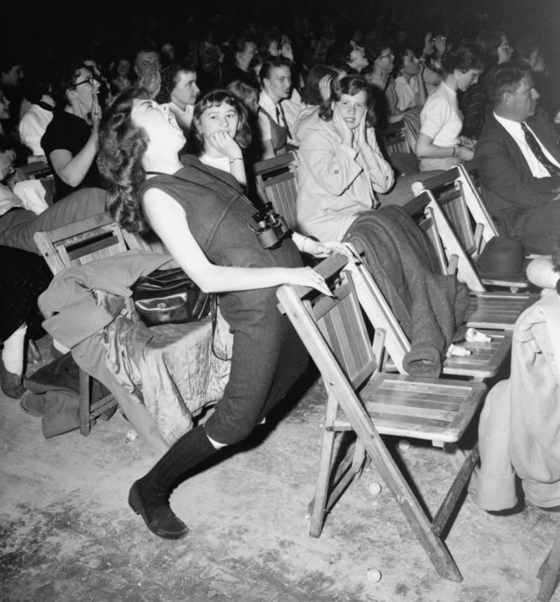 Elvis Presley Concert 1957