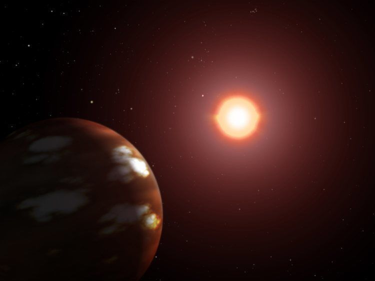 Strangest Exoplanets Gliese 436b