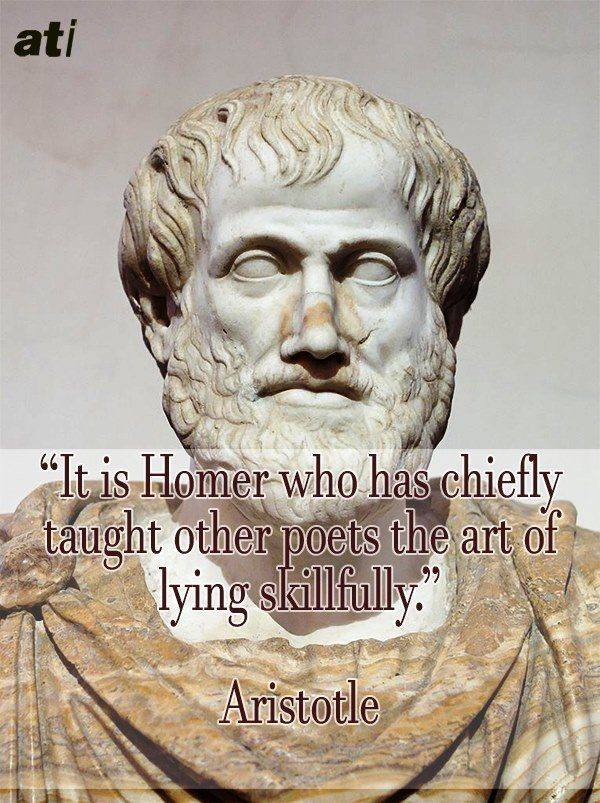 Aristotle History's Best Insults