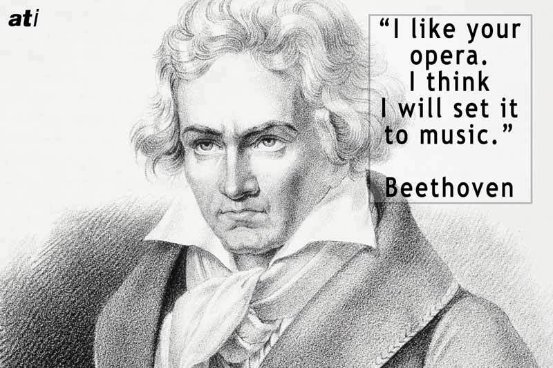 Hilarious Insults Beethoven