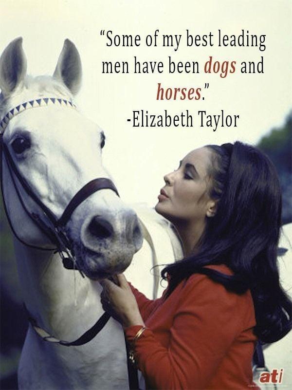 Elizabeth Taylor On Men