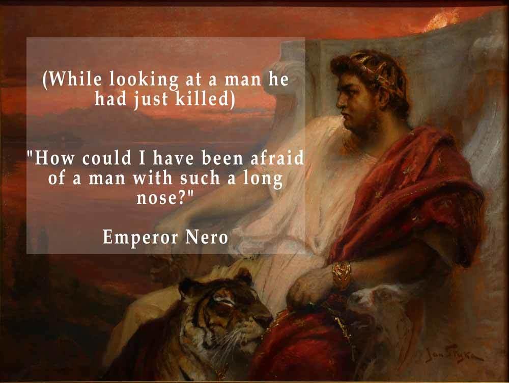 Emperor Nero Burn
