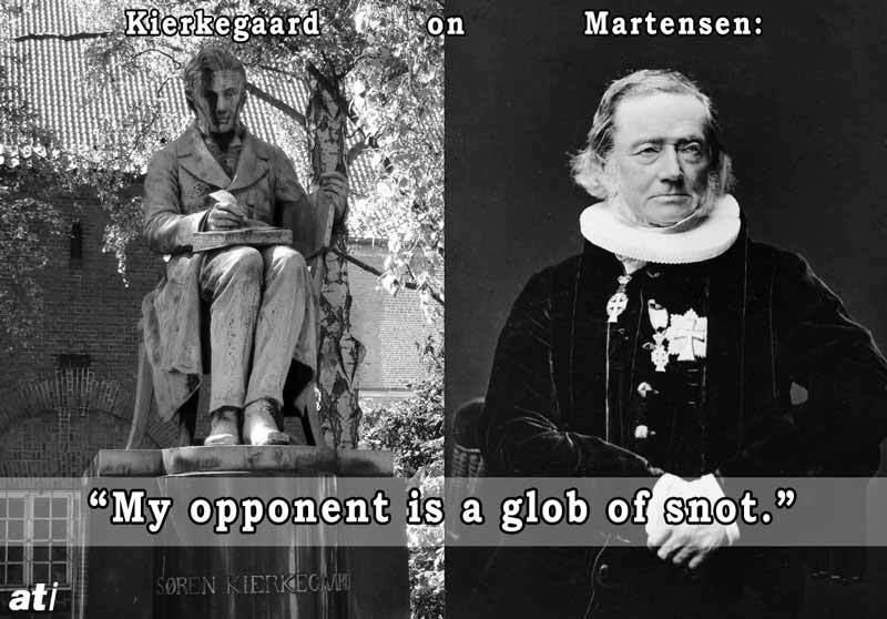 Kierkegaard On Martensen