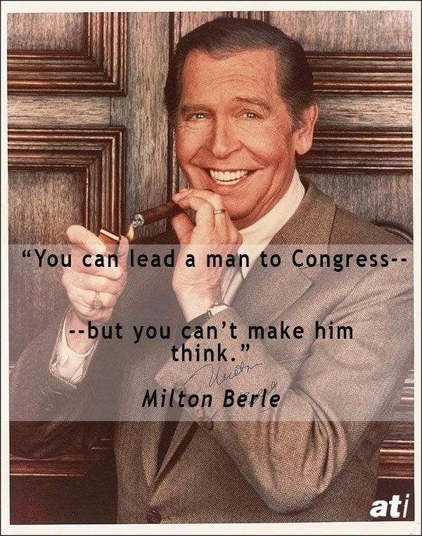 Milton Berle's Best Insult