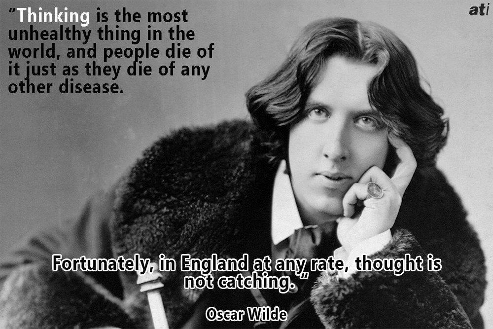 Oscar Wilde Funny Insults
