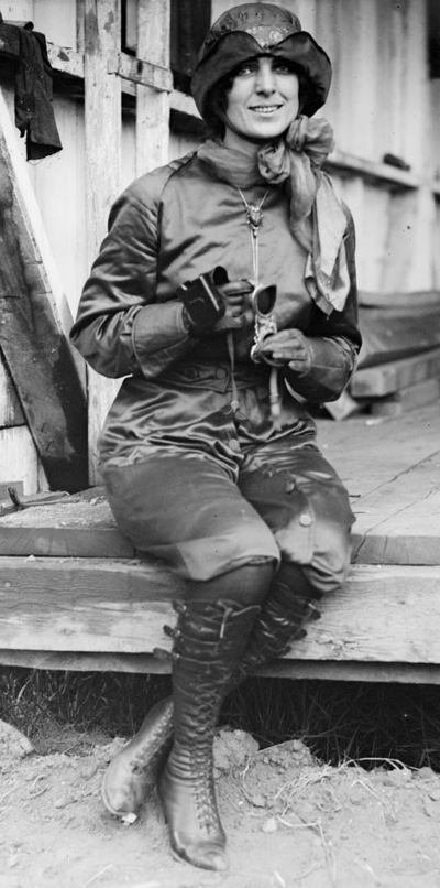 Female Aviators Quimby