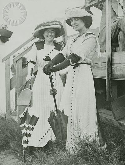 Female Aviators Quimby Moisant