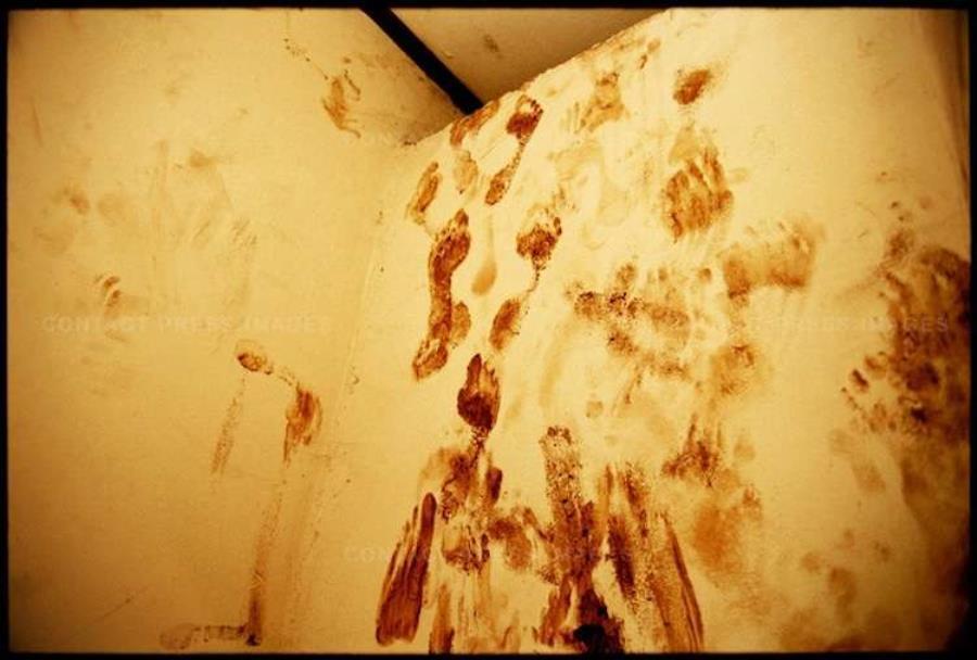 Footprints Rwandan Genocide