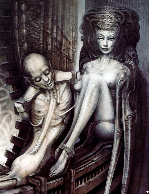 HR Giger Lovers