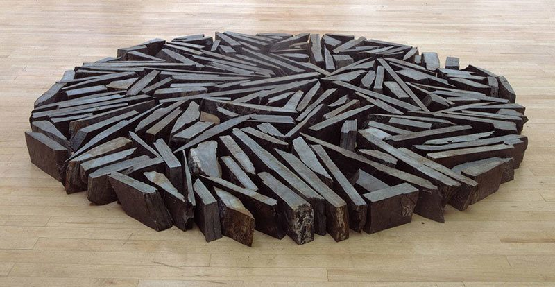 Richard Long Land Artist