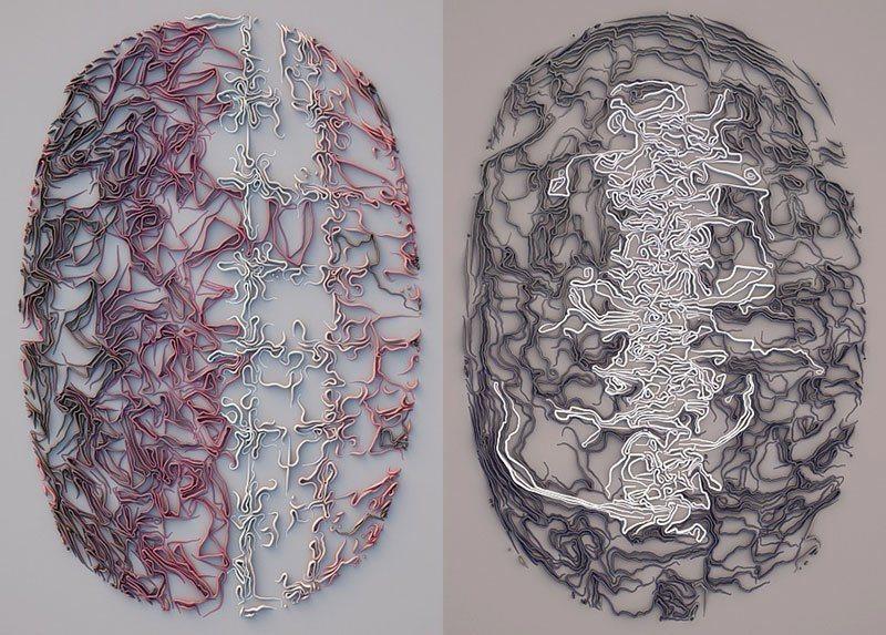 Stelae by Giuseppe Randazzo