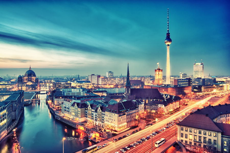 Greenest Cities Berlin