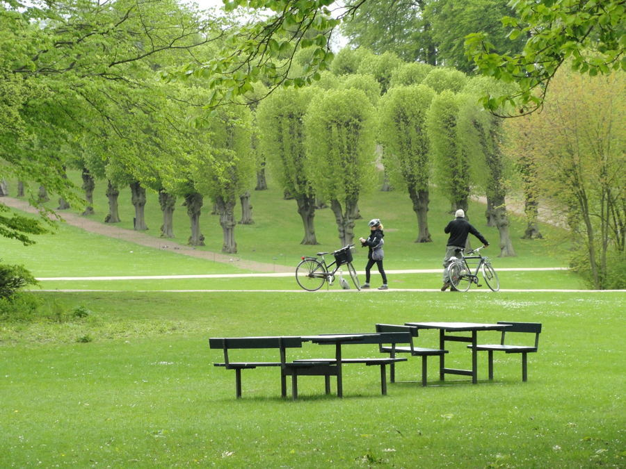 Greenest Cities Copenhagen Park