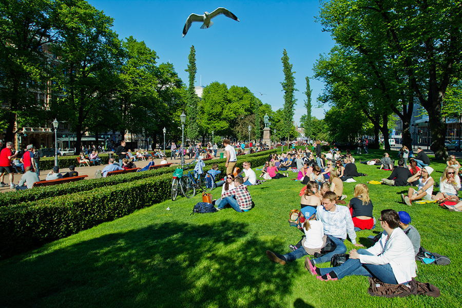 Greenest Cities Helsinki