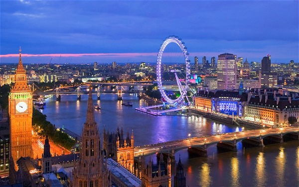 Greenest Cities London