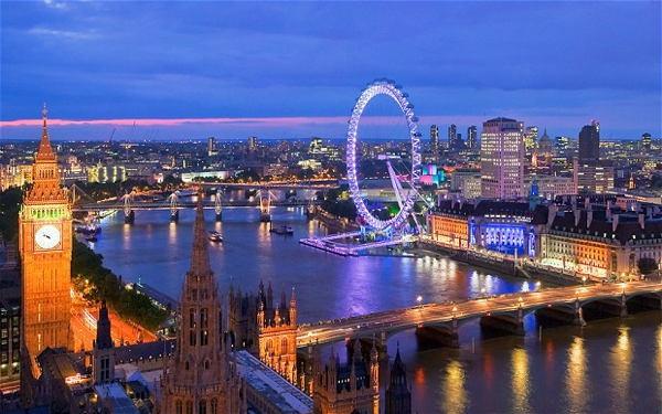 Greenest Cities London