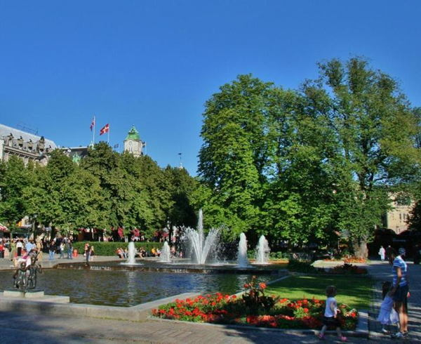 Green Cities Oslo Norway