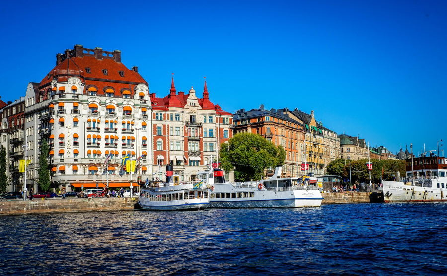 Greenest Cities Stockholm