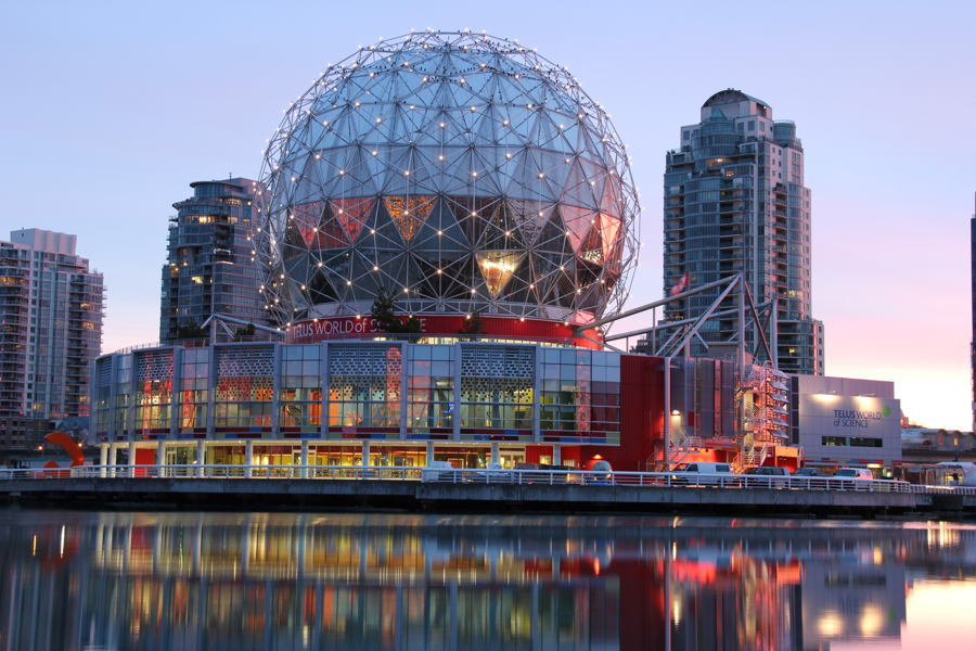 Greenest Cities Vancouver