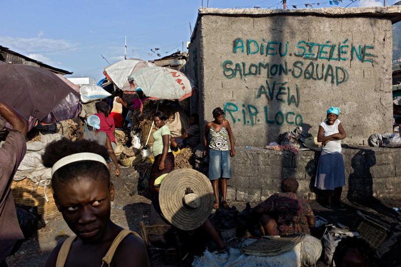 Haiti Earthquake RIP