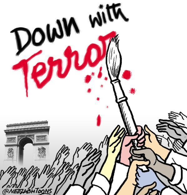 Charlie Hebdo Neelabh Banerjee