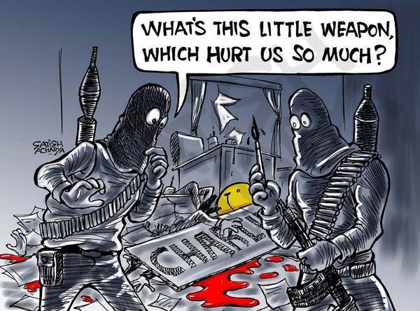 Charlie Hebdo Philip Defranco