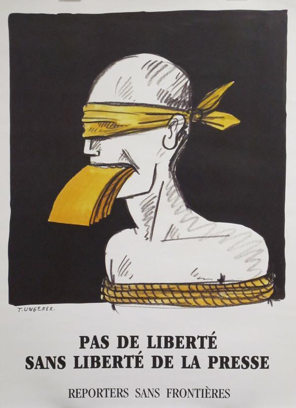 Charlie Hebdo Tomi Ungerer