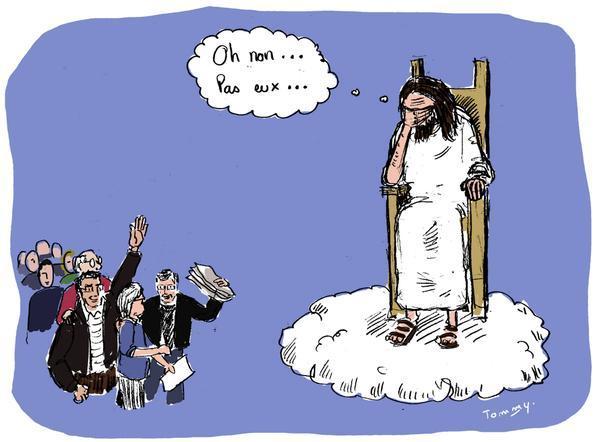 Charlie Hebdo Tommy Dessine