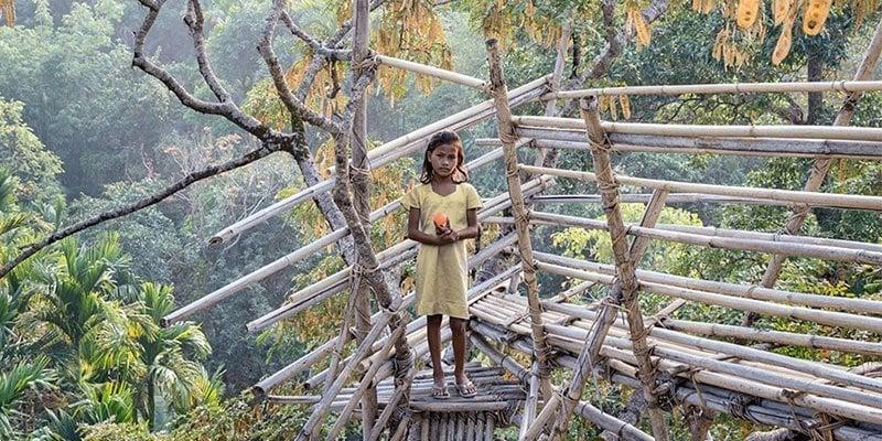 Khasi Tribe in India