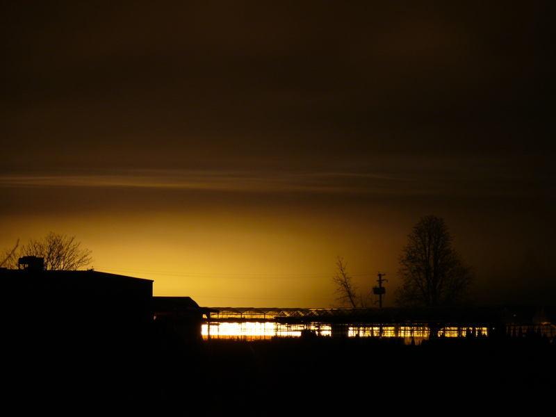 Light Pollution Cast Off