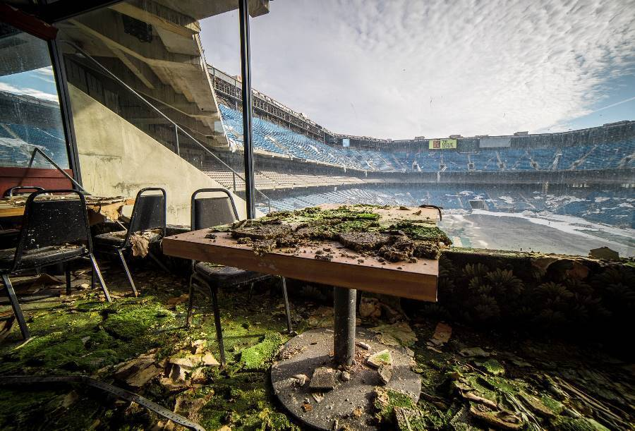 Luxury Box Silverdome