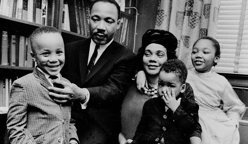 Family of Martin Luther King Jr.