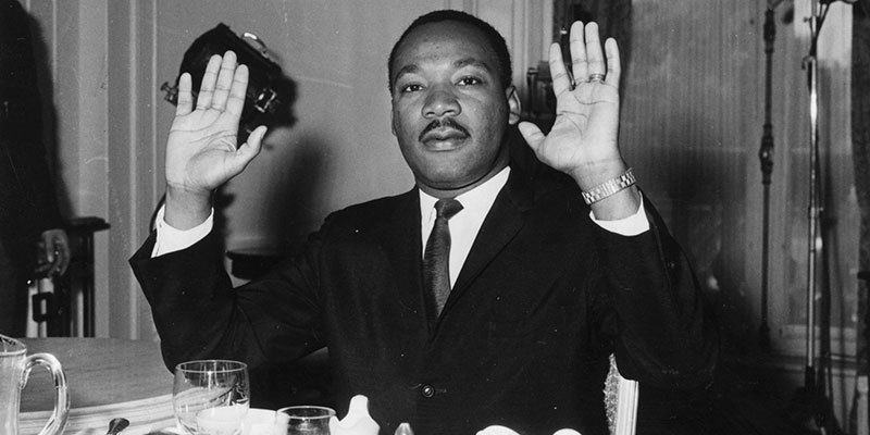 Time For Civil Disobedience >> Martin Luther King Jr. Facts: 10 Things You Don't Know About The Civil Rights Icon