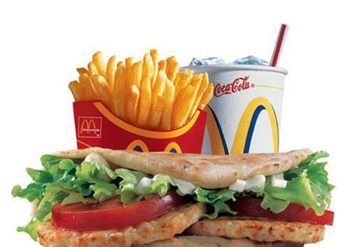 International McDonalds Menus Egypt