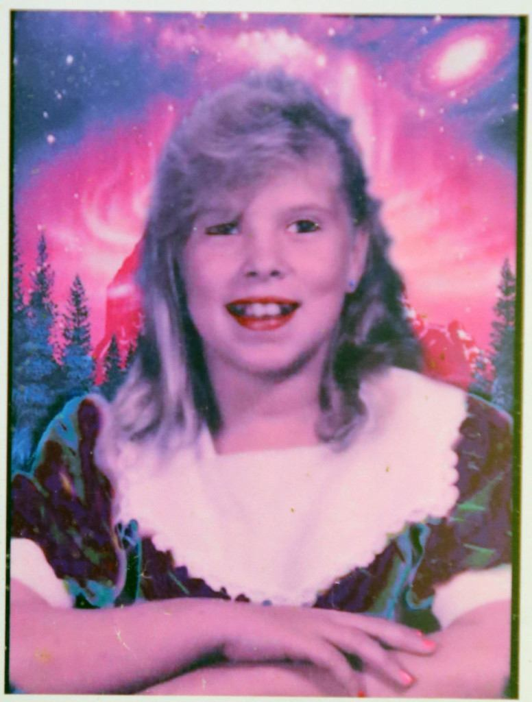 Tammy Bowman, 1979-1990, measles.