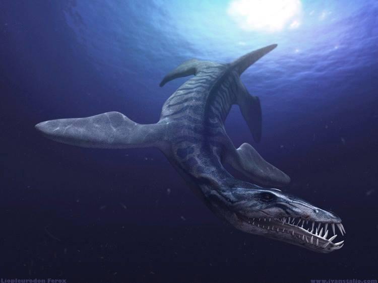 10 Terrifying Prehistoric Creatures That Weren't Dinosaurs